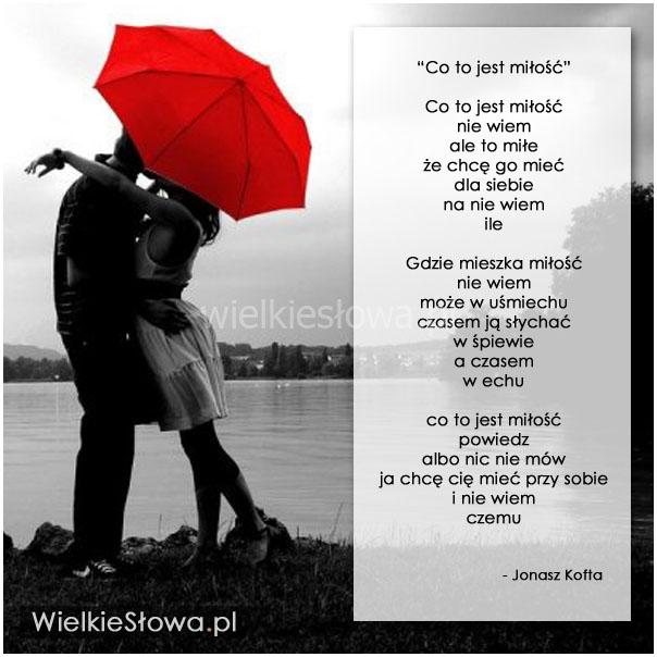 Co to jest miłość - WielkieSłowa.pl - Najlepsze cytaty