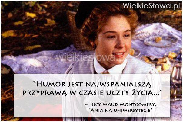 Humor jest najwspanialszą przyprawą...