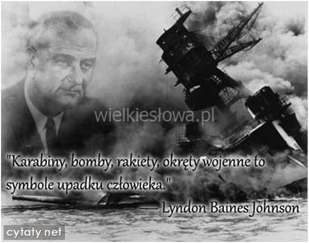 Karabiny, bomby, rakiety…