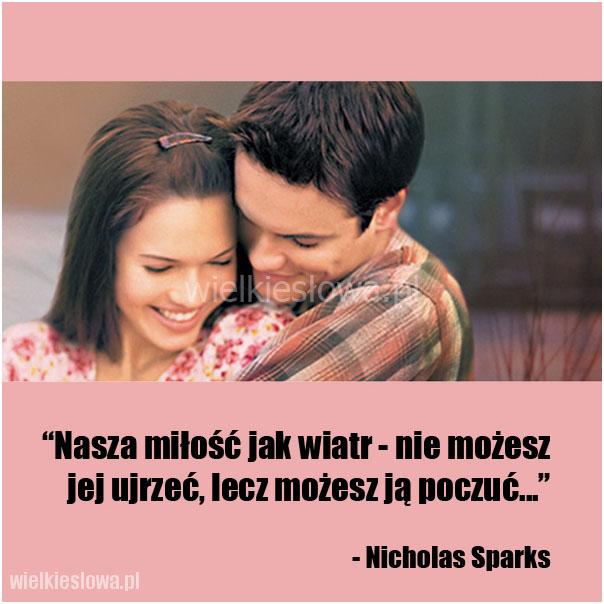 Nasza miłość jak wiatr...