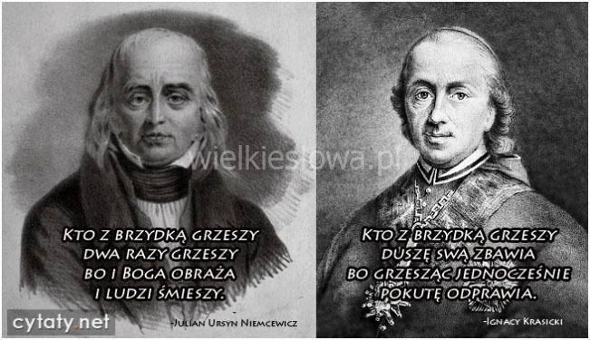 Niemcewicz vs Krasicki