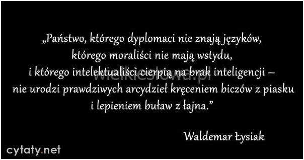 Państwo, którego dyplomaci nie znają języków...