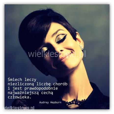 Śmiech leczy niezliczoną liczbę chorób...