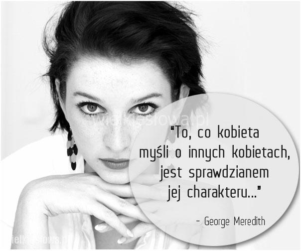 To, co kobieta myśli o innych kobietach...