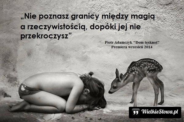 Nie poznasz granicy między magią a rzeczywistością...