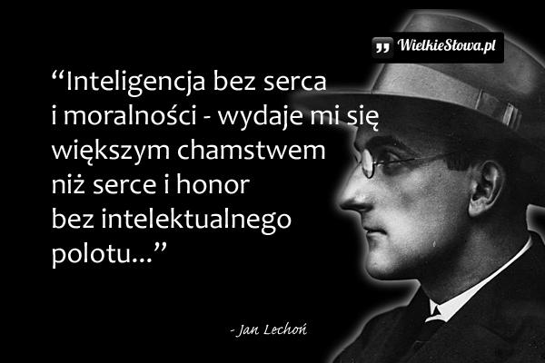 Inteligencja bez serca i moralności...