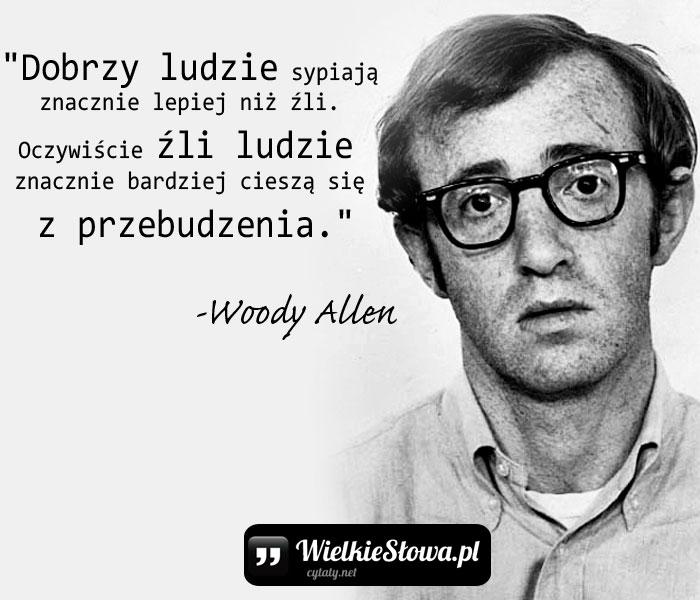 Allen Woody Cytaty Sentecje Aforyzmy