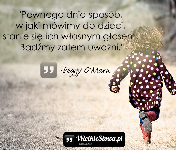 cytaty o wychowaniu dzieci Pewnego dnia sposób, w jaki mówimy do dzieci   WielkieSłowa.pl  cytaty o wychowaniu dzieci