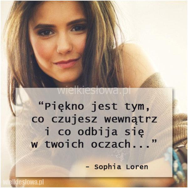Loren Sophia Cytaty Sentecje Aforyzmy
